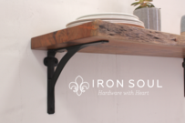 Iron Soul Classic Shelf Bracket