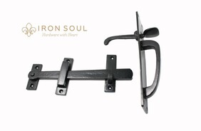 Iron Soul Heavy Suffolk Latch