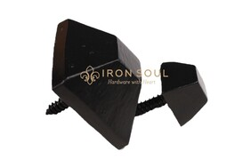 Iron Soul Decorative Square Rivets (Two Sizes)
