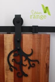 Flora Hanger Barn Door Hardware Set