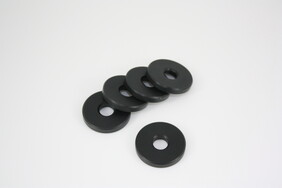 Extra 5mm washers for spacers; Set of 5