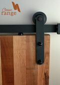 Aero Hanger Barn Door Hardware Set