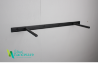 Floating Shelf Bracket - Fixed Prong Style (Two Sizes)