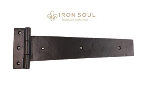 Iron Soul Basic Strap Hinge 3 sizes