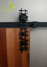 Twig Design Barn Door Hardware Set